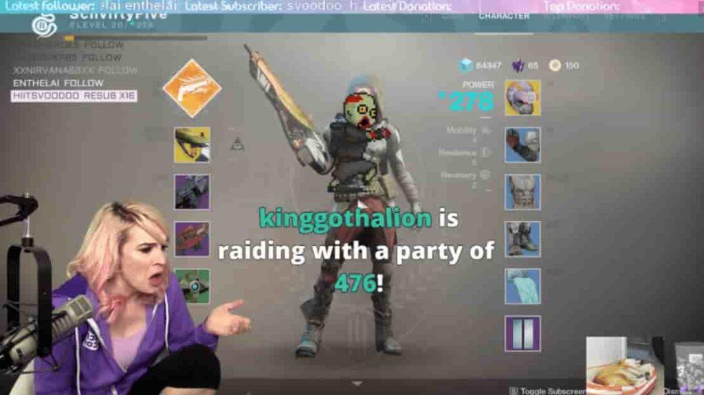twitch raid